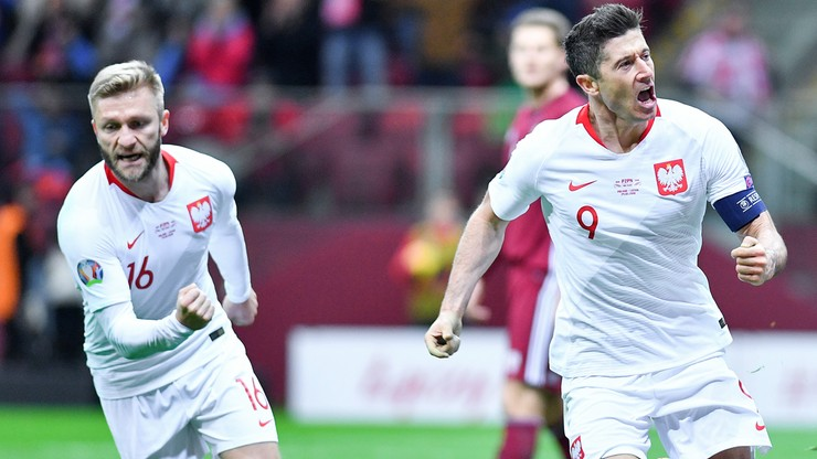 El. Euro 2020: Błaszczykowski i Lewandowski śrubują rekord