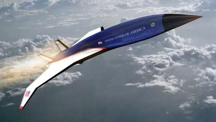 W USA powstaje prototyp samolotu, który rozpędzi się do 6000 km/h