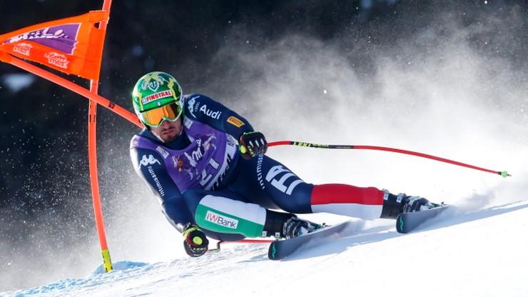 Alpejski PŚ: Triumf Parisa