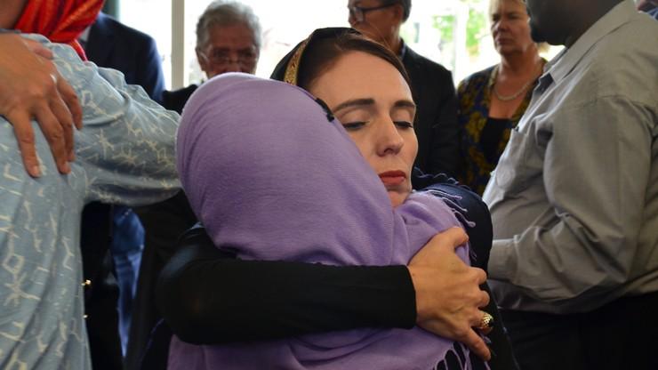 Premier Nowej Zelandii Jacinda Ardern