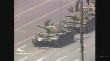 Tajwan wzywa Chiny do skruchy przed rocznicą masakry na Tiananmen