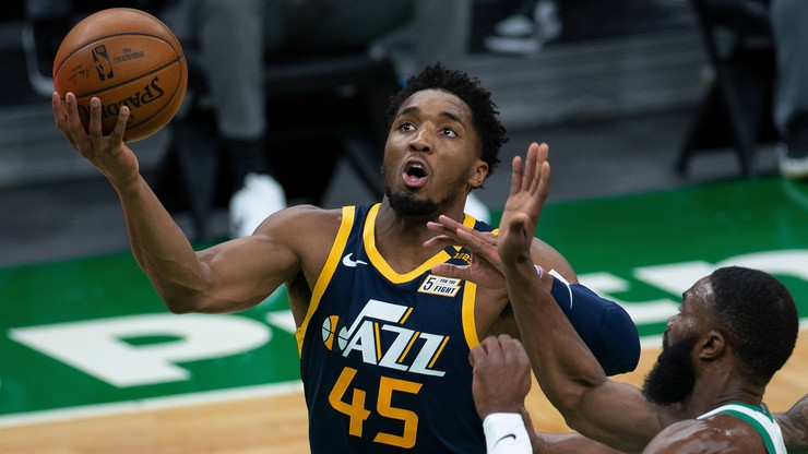 NBA: Kolejna niespodziewana porażka Utah Jazz