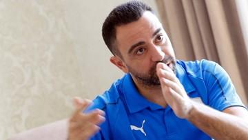 """Xavi gotowy na objęcie Barcelony. """"Nie potrzebują wielu wzmocnień"""""""