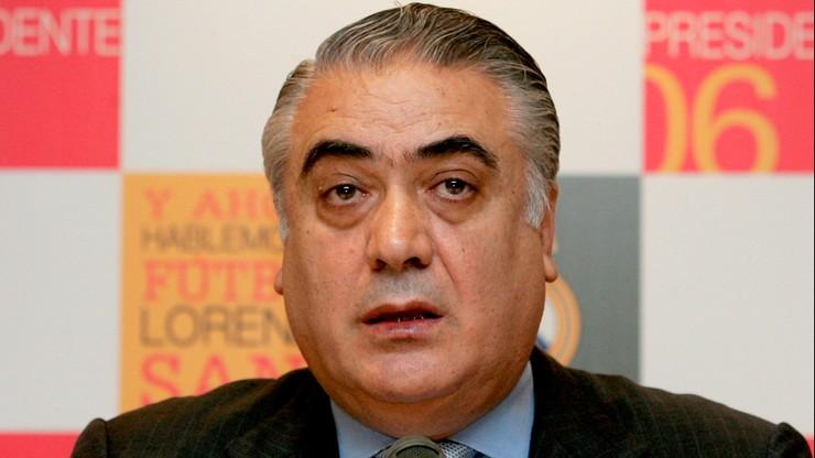 Były prezes Realu Madryt zmarł z powodu koronawirusa