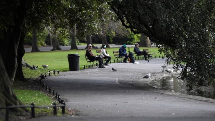 Nastolatkowie zorganizowali spotkanie w parku. Grozi im nawet 5 tys. zł grzywny