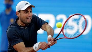 ATP w Belgradzie: Finał Asłan Karacew – Matteo Berrettini. Transmisja na Polsatsport.pl