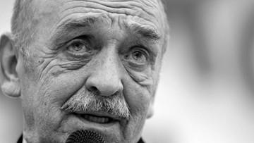 """Nie żyje Szymon Pawlicki. Aktor i działacz """"Solidarności"""" miał 85 lat"""