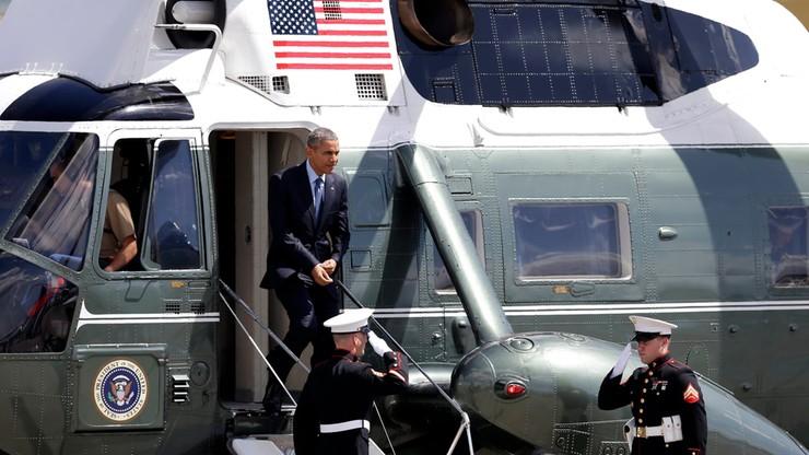 """Barack Obama o zamachu w Mali: """"barbarzyństwo islamskich ekstremistów"""""""