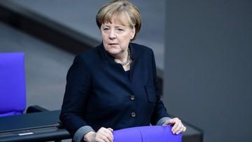 Merkel: w stosunkach z USA trzeba szukać kompromisów