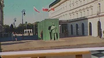Wybrano projekty pomników smoleńskich. Zobacz, co stanie w pobliżu Pałacu Prezydenckiego