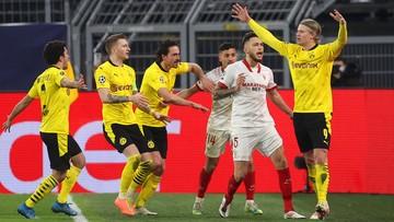 Liga Mistrzów: Kolejny popis Haalanda. BVB z awansem do ćwierćfinału