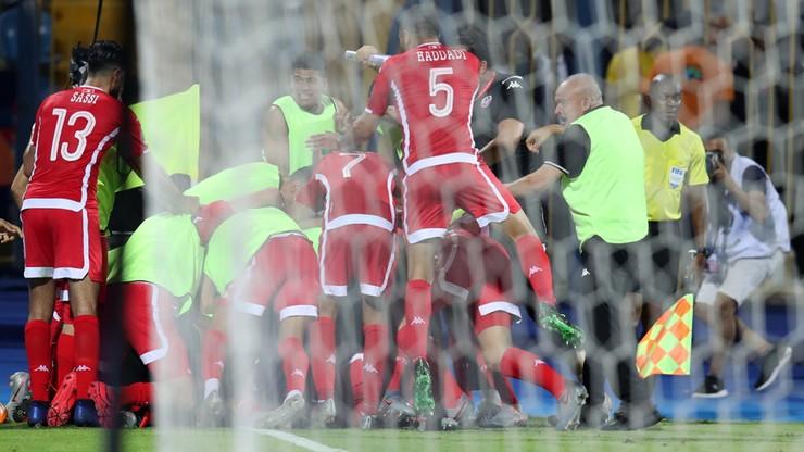 Puchar Narodów Afryki: Tunezja ostatnim ćwierćfinalistą