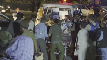 """""""Najczarniejsza godzina Bidena"""" - media o zamachach w Kabulu"""