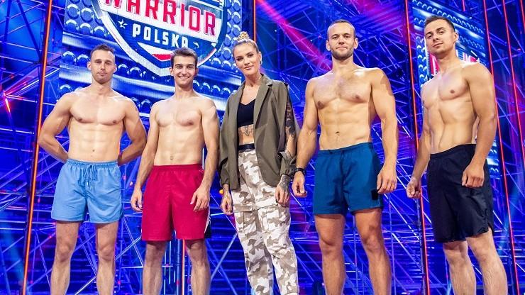 Kolejna wielka czwórka w finale Ninja Warrior Polska