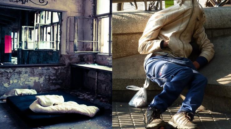 Bezdomni z Polski poważnym problemem w Niemczech