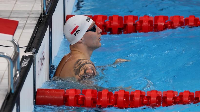 Tokio 2020: Polacy z rekordem kraju, ale poza finałem 4x100 m st. zmiennym