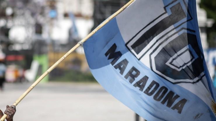 Znany trener prosi FIFA o zastrzeżenie numeru 10 po śmierci Maradony