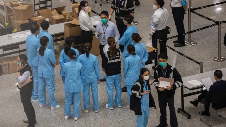 Na świecie ponad 220 tys. potwierdzonych przypadków COVID-19