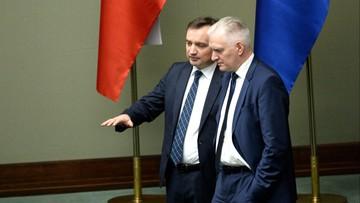 """Wspólny start Zjednoczonej Prawicy w wyborach do Parlamentu Europejskiego. """"Podpisaliśmy porozumienie"""""""