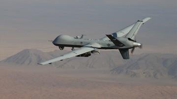 Dron NATO omyłkowo zabił dziewięciu członków prorządowej milicji w Afganistanie