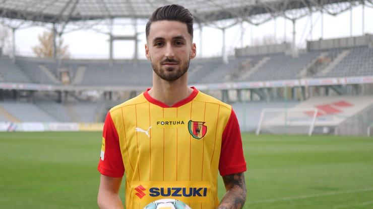 Fortuna 1 Liga: Hiszpański pomocnik wzmocnił Koronę Kielce