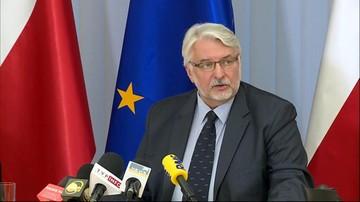 Polski rząd chce, aby Saryusz-Wolski przedstawił w Brukseli swój program