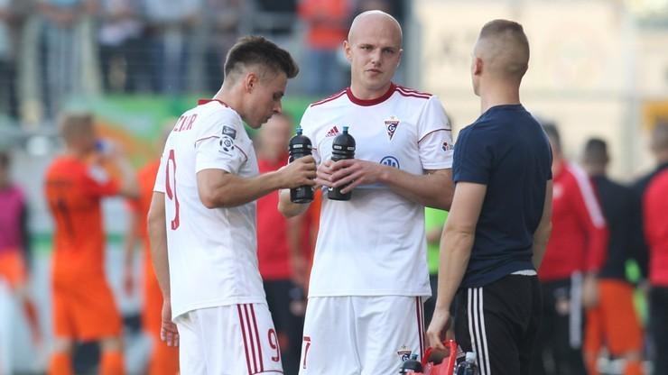 Porażka Górnika Zabrze w sparingu z czeską drużyną