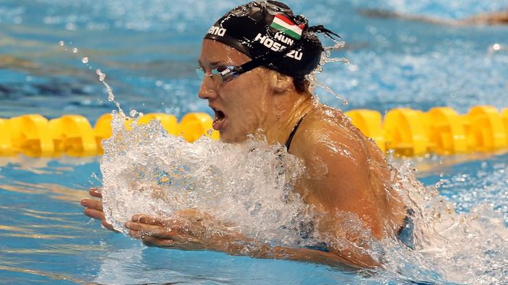 Rekord świata Węgierki na krótkim basenie. Polka poprawiła własny rekord kraju