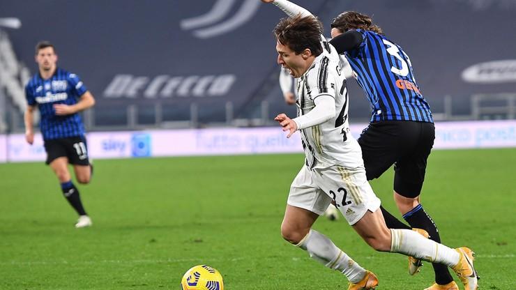 Serie A: Juventus zremisował z Atalantą Bergamo