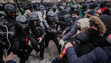 Areszt domowy dla rzeczniczki Nawalnego