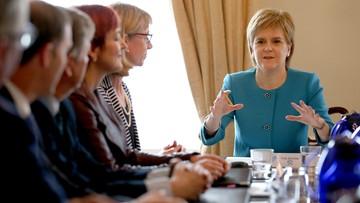 Szkocja zamierza negocjować pozostanie w UE