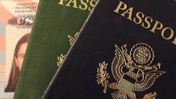 USA: paszporty wydawane tylko w nagłych wypadkach