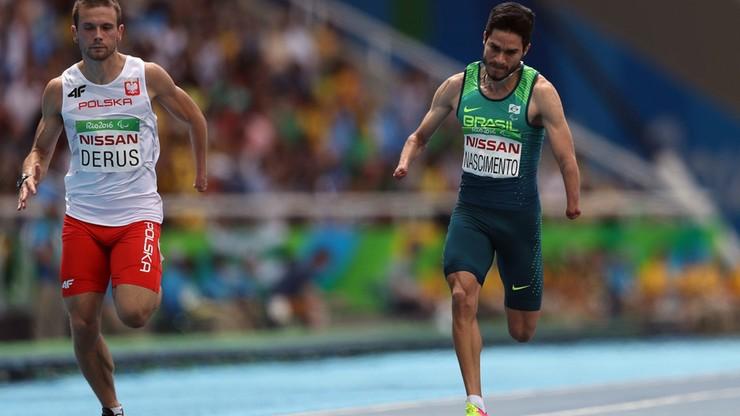 Polak wicemistrzem paraolimpijskim w biegu na 100 m