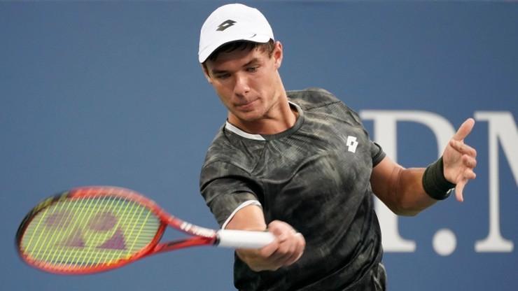 US Open: Dimitrow przerwał amerykański sen Majchrzaka