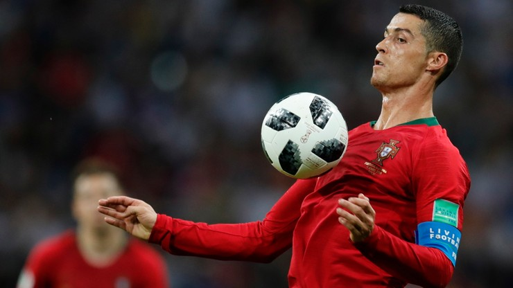 MŚ 2018: Kolejne osiągnięcie Ronaldo!