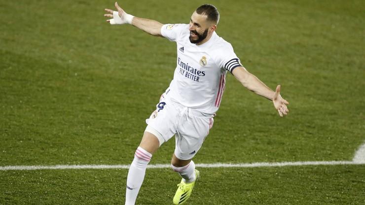 La Liga: Remis Atletico z Getafe, popis Karima Benzemy w meczu Realu z Elche