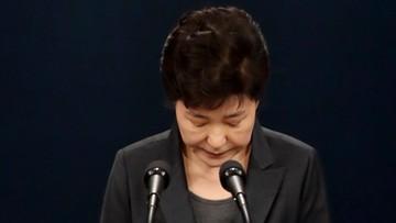 Korea Płd.: prokuratura chce nakazu aresztowania byłej prezydent