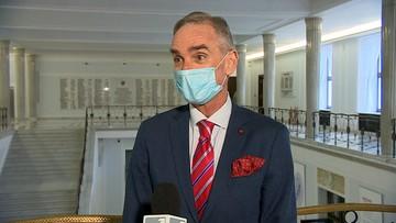 Senator PiS nie poprze ustawy ratyfikacyjnej