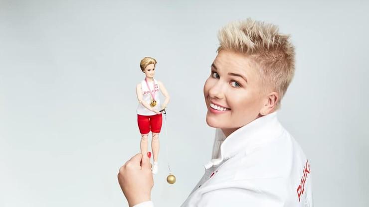 """Barbie w stylu Anity Włodarczyk. """"Cieszę się jak dziecko"""""""