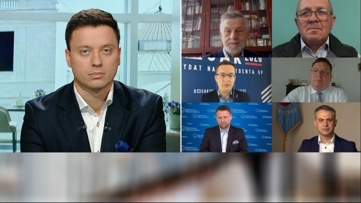 """Kierwiński rozbawił Winnickiego. """"Śniadanie w Polsat News"""""""