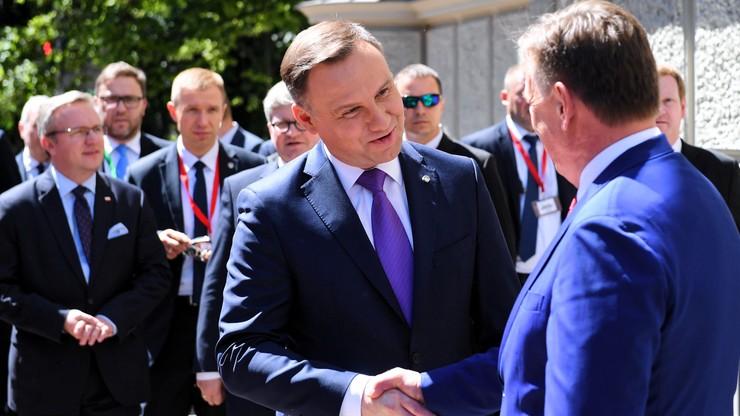Prezydent w Rydze: sankcje wobec Rosji powinny być utrzymane