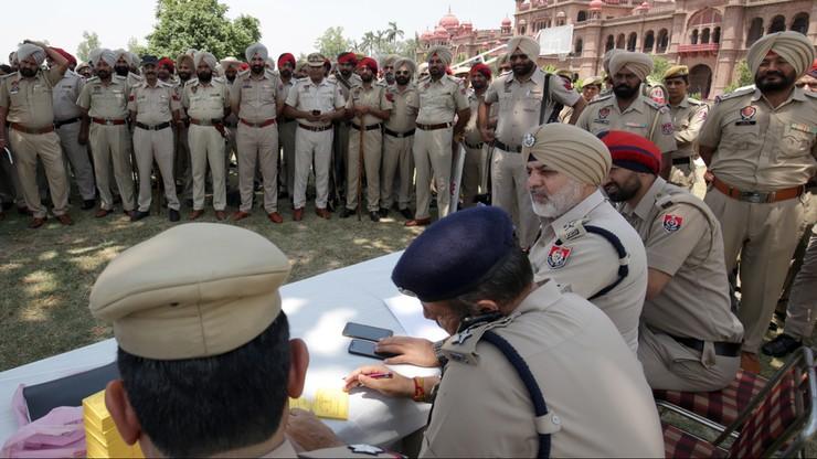 Indie: ostatnia runda wyborów parlamentarnych