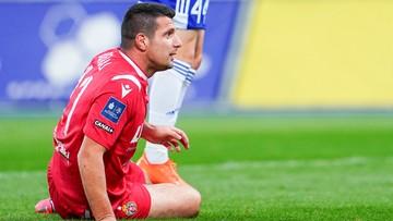 Wisła Kraków wypożyczyła napastnika. Reprezentant Czarnogóry w lidze izraelskiej