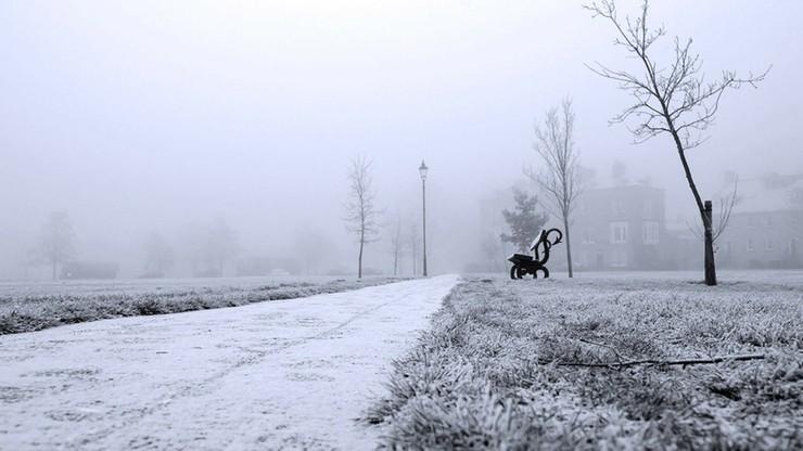 Marznący deszcz, śnieg i ocieplenie. Prognoza pogody na czwartek, 10 grudnia
