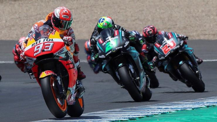 """MotoGP układa kalendarz. """"Rundy poza Europą tylko z kibicami"""""""