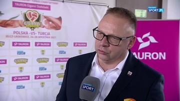 """Prezes Jastrzębskiego Węgla: Turniej """"Giganci Siatkówki"""" to dla nas prestiż"""