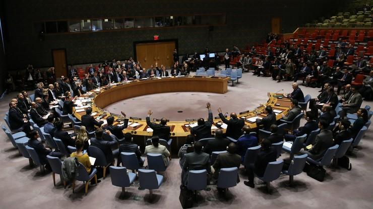 Rada Bezpieczeństwa ONZ przyjęła rezolucję ws. zaprowadzenia rozejmu w Syrii