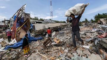 Bilans trzęsienia ziemi w Indonezji. Ponad sto osób zginęło i ponad 700 jest rannych