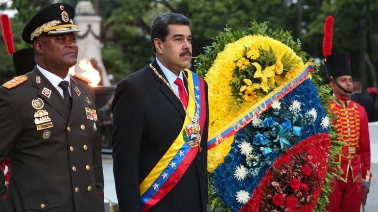 Nielegalny handel złotem, pranie pieniędzy. B. szef wywiadu o tajemnicach reżimu Maduro