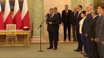 Zmiana w rządzie Morawieckiego. Powołano nowego ministra rolnictwa